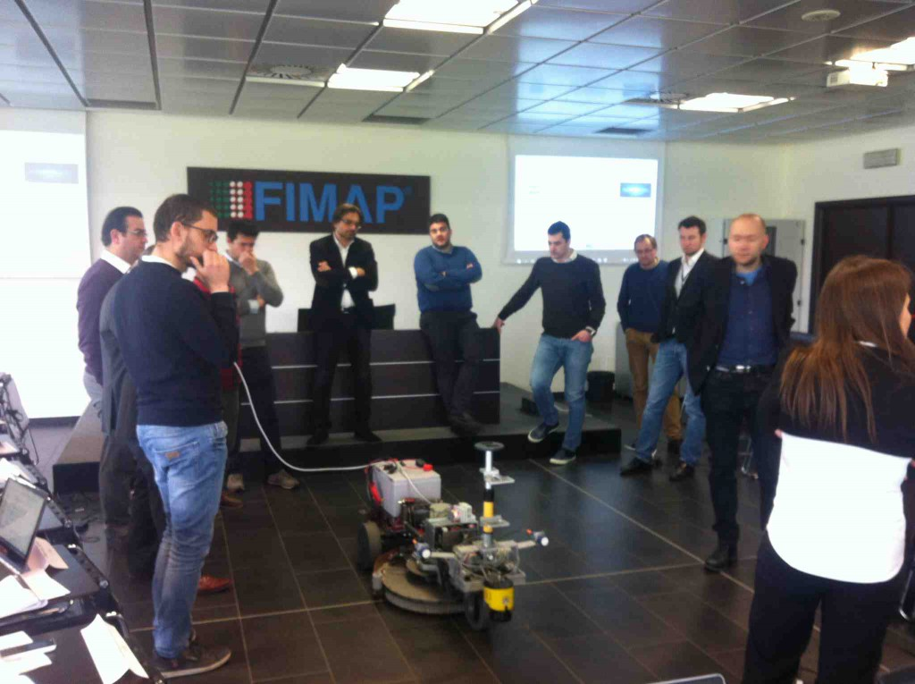 FLOBOT 1st review meeting