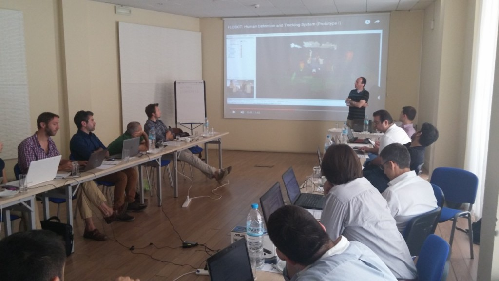 FLOBOT 18M meeting in Nicosia