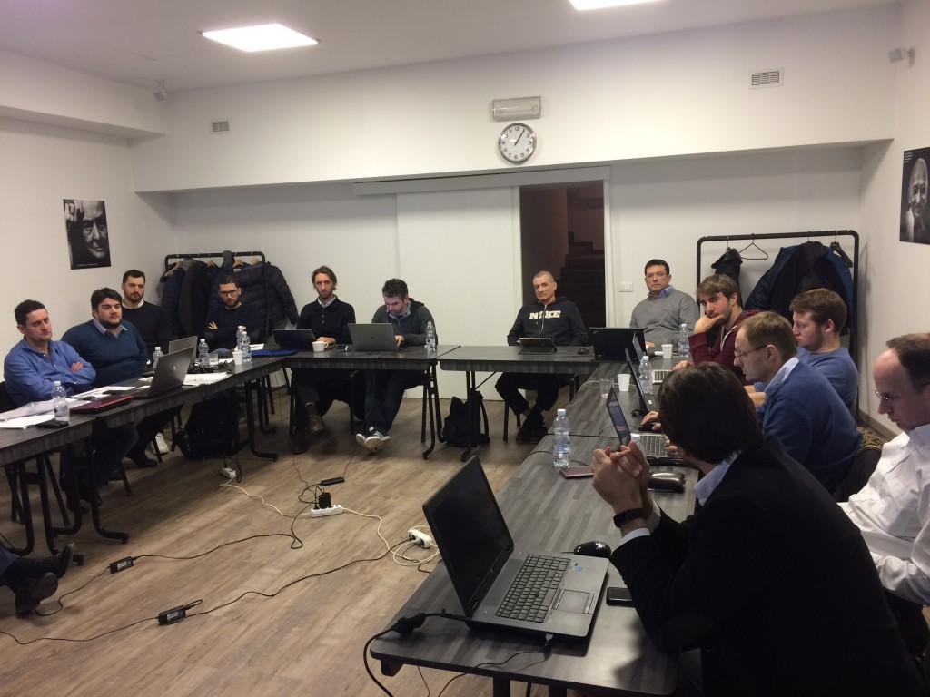FLOBOT 24M meeting in Milano